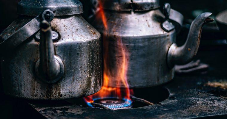 Tradycyjne metody – przygotowywanie posiłków