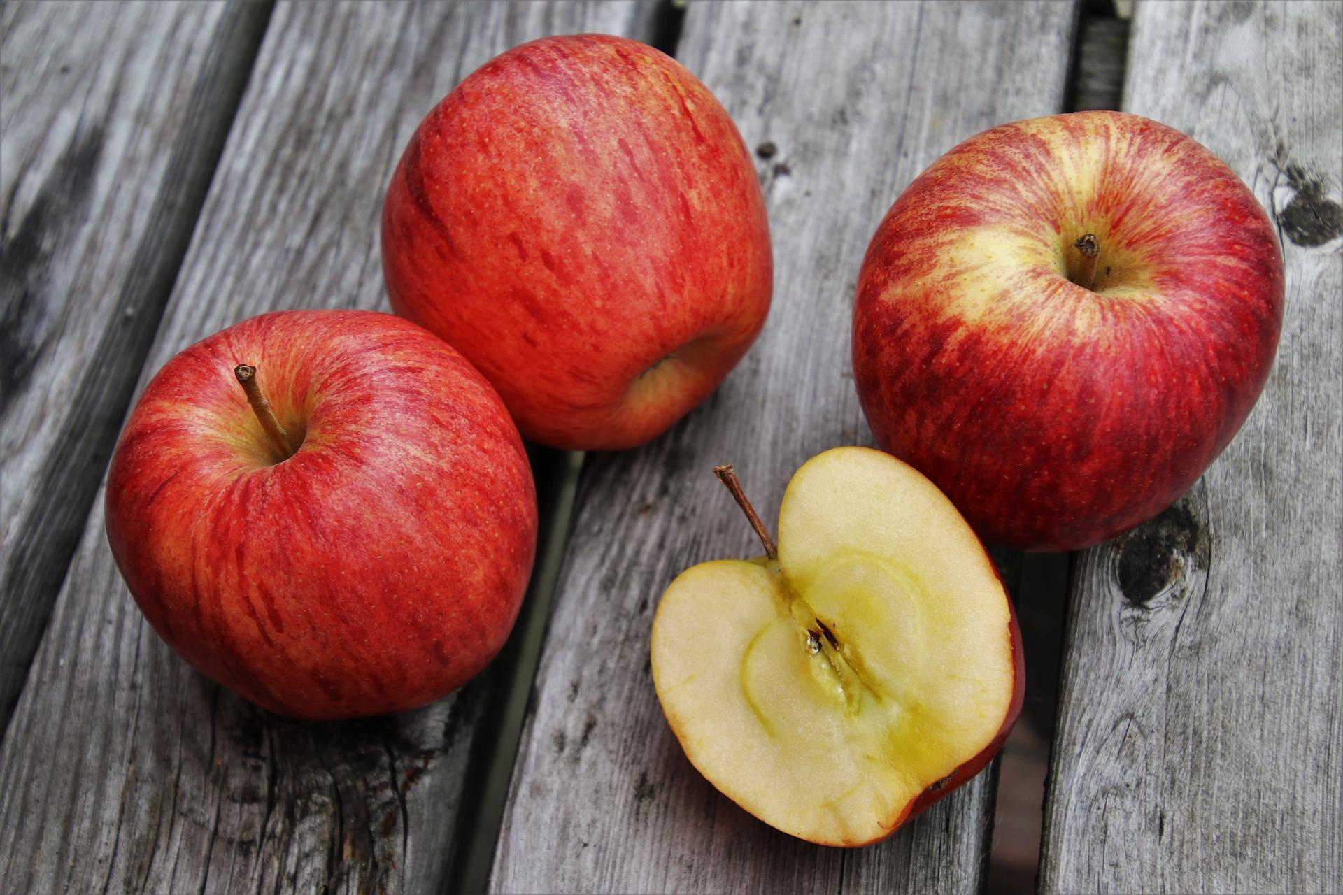 Zdrowe jabłka – na co zwrócić uwagę