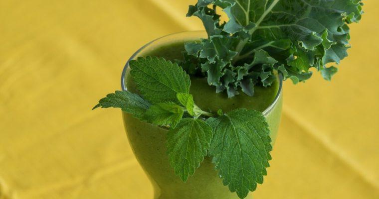 Czy zielone smoothie musi być niedobre?